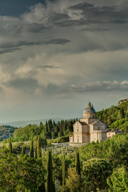 Evening Light on San Biagio