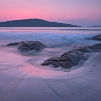 Harris-Coast-Sunset-