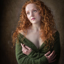 Holly in Green