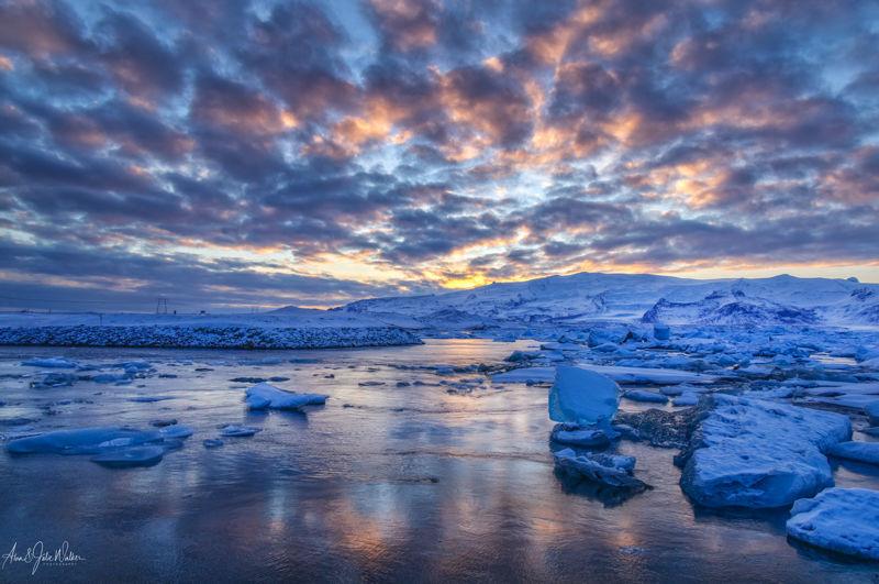 Jökulsárlón Glacial Lake 3