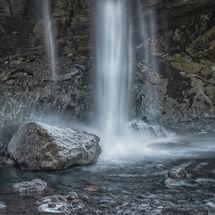 Kvernufoss  Waterfall 3