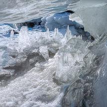 Langárfoss Waterfall 3