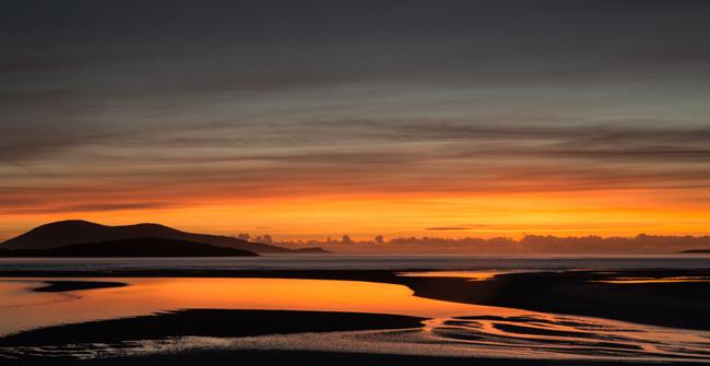 Luskentyre Sunset 3