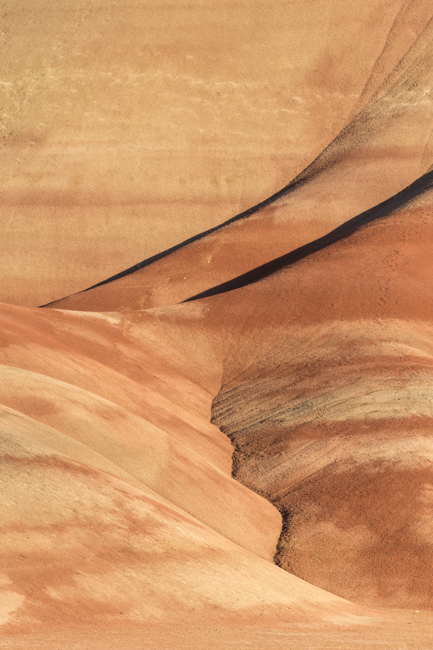 Painted Hills Detail 2