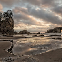Second Beach La Push (b)
