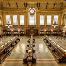Station Waiting Room