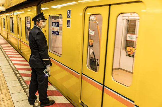 Tokyo Subway 1
