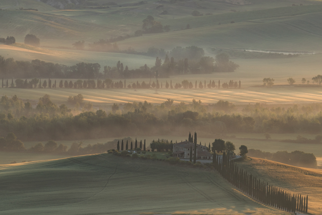 Tuscan Landscape 6