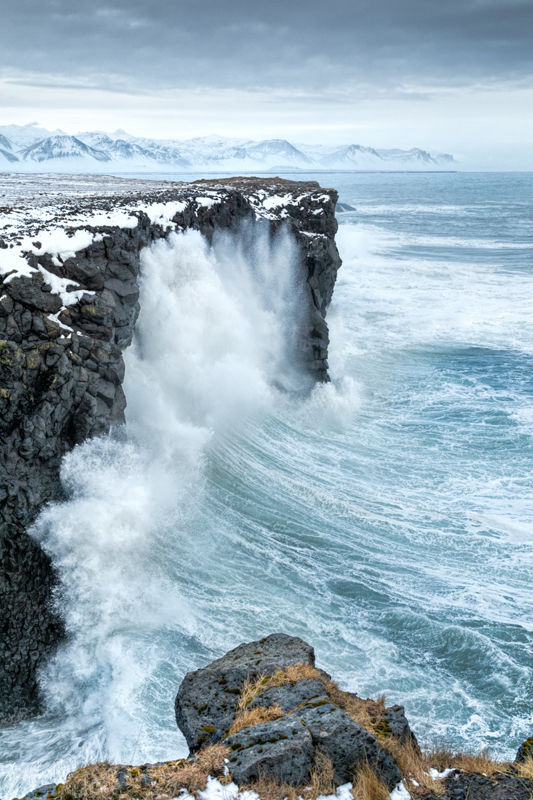 Waves and Cliffs