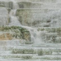 Yellowstone Mammoth Terrace -0562