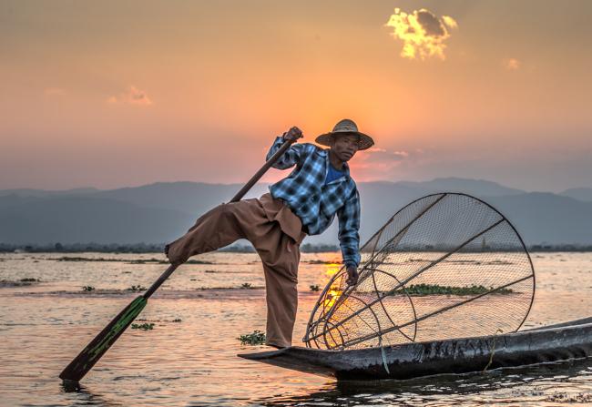 fisherman sunset-2