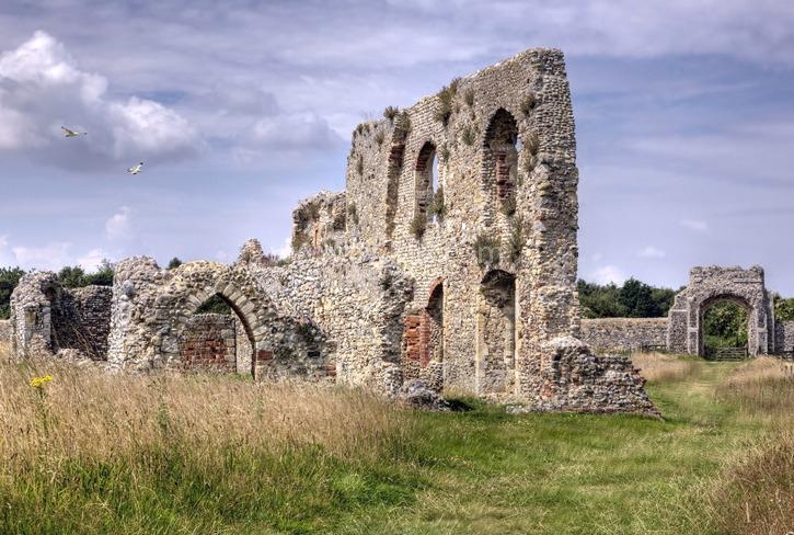 <br>Dunwich Priory