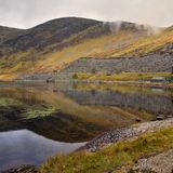 Mountain Reflections, Slate Mine, Cwmorthin
