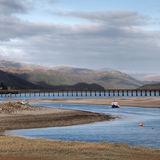 Bridge at Barmouth 1