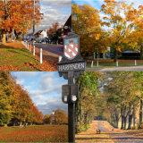 Harpenden in the Autumn