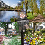 Harpenden in the Spring