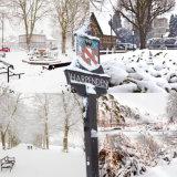 Harpenden in the Winter