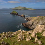 Slea Head  overlooking the Blasket Islands