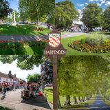 Montage of Harpenden in Summer