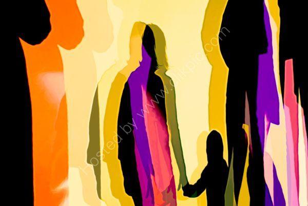 Family Shadows 1