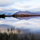 Reflections of Inverpolly Mountains