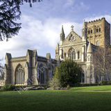 St Albans Cathedral East front