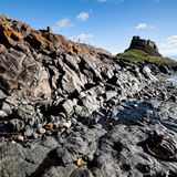 Lindisfarne Castle Rocks