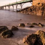 Calm Sea, Clevedon Pier