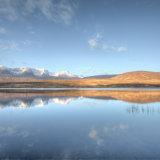 Mountain reflections, Applecross peninsula