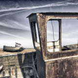 Dungeness Boat Detail