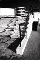 Steps to the De La Warr Pavilion
