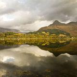 Loch Leven, near Glen Coe, Scotland
