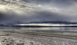 Kamakache Bay mist