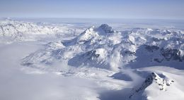 McKinney Glacier
