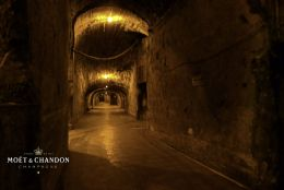 Moet & Chandon caves