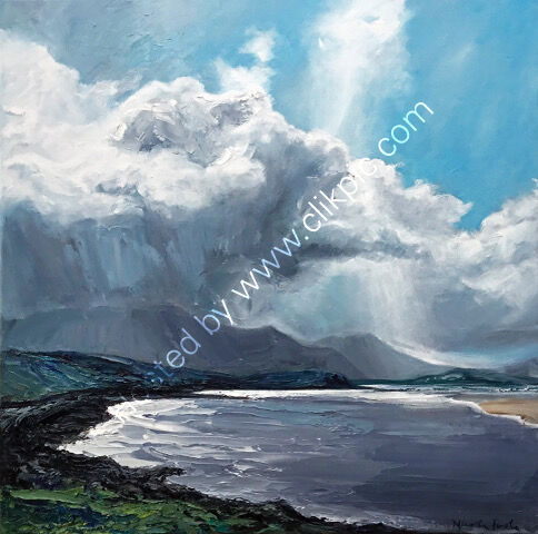 Storm Passing, Kyle of Durness