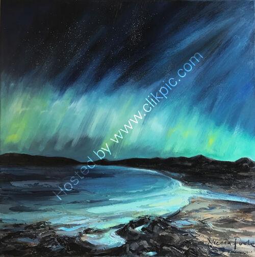 Northern lights, Balnakeil