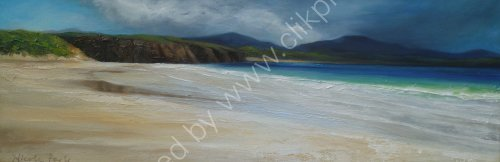 2nd beach Balnakeil [smaller oil]