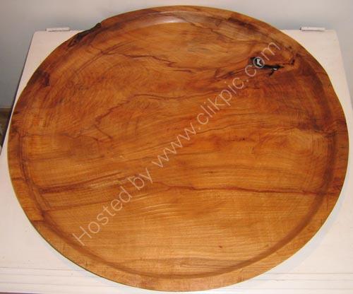 beech platter