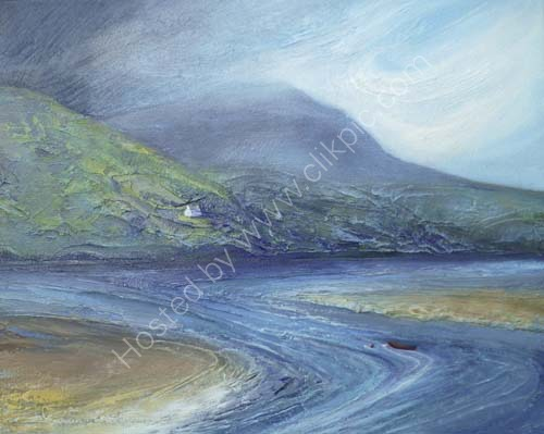 cape wrath [small oil]
