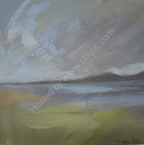 Kyle of Durness [acrylic]