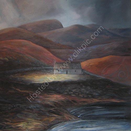 Crofthouse Loch Inchard [Kinlochbervie]