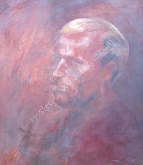oil portrait 1.1987