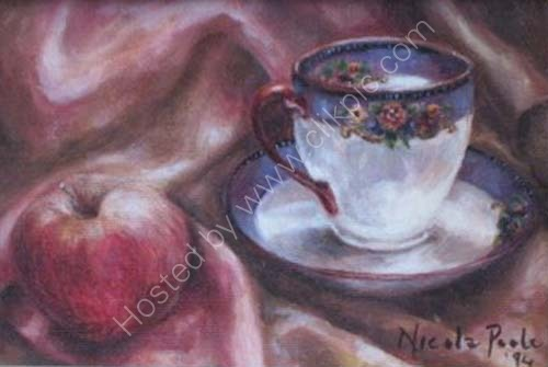 still life with cup 1992