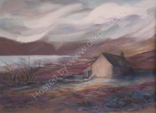 Storm on Loch Eriboll 2007