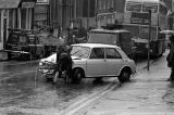 Car Crash Chatham 1976