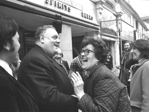 Cyril Smith MP