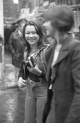 Portobello Girl with Camera