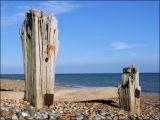 Groynes, Cooden Beach