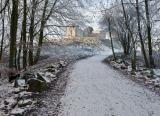 Stafford Castle Winter